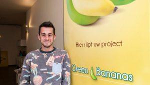 green bananas breidt uit