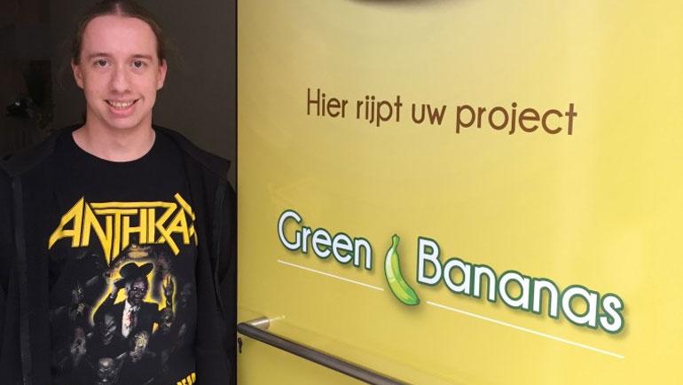 welkom christof bij green bananas