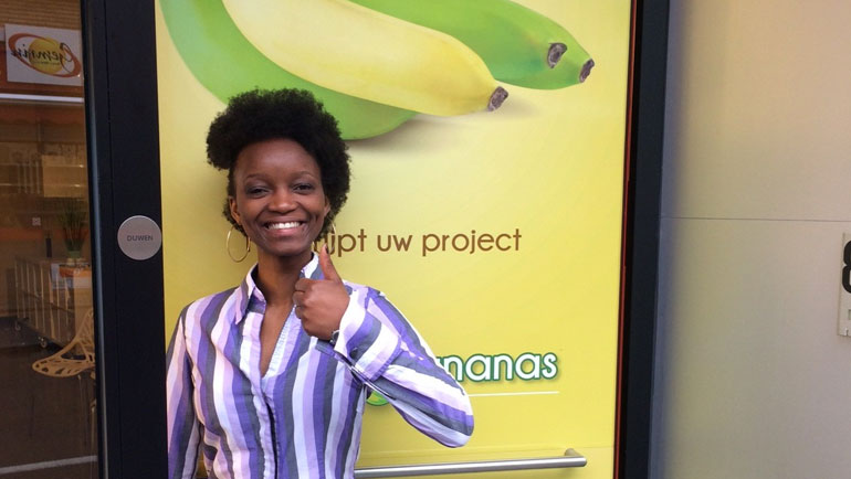 green bananas steunt zuiddag