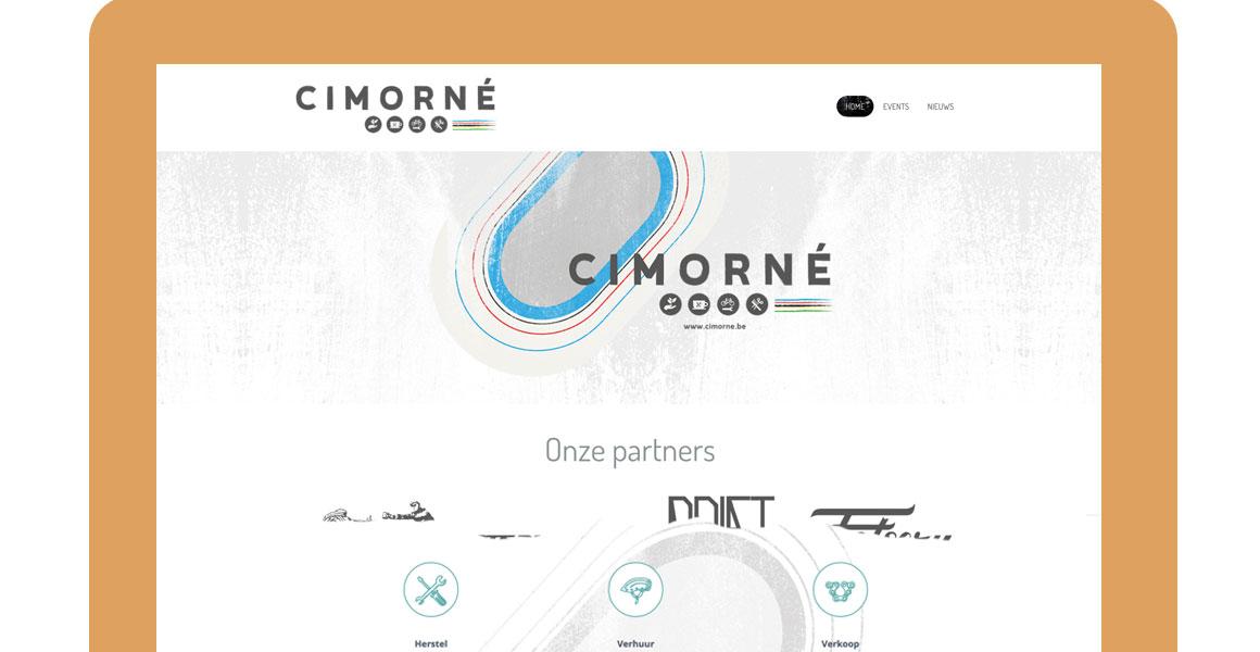 cimorne banner