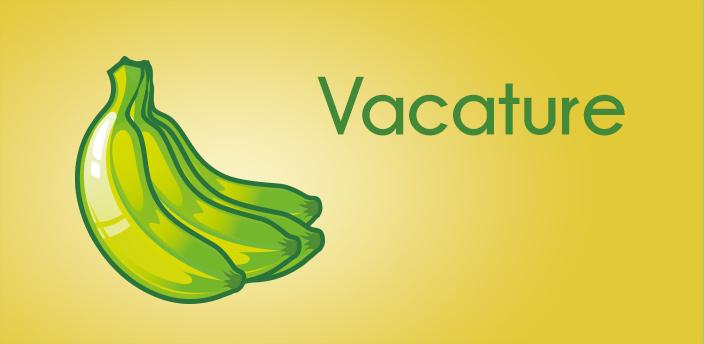 vacacture green bananas