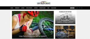 Van Eyck Sport blog