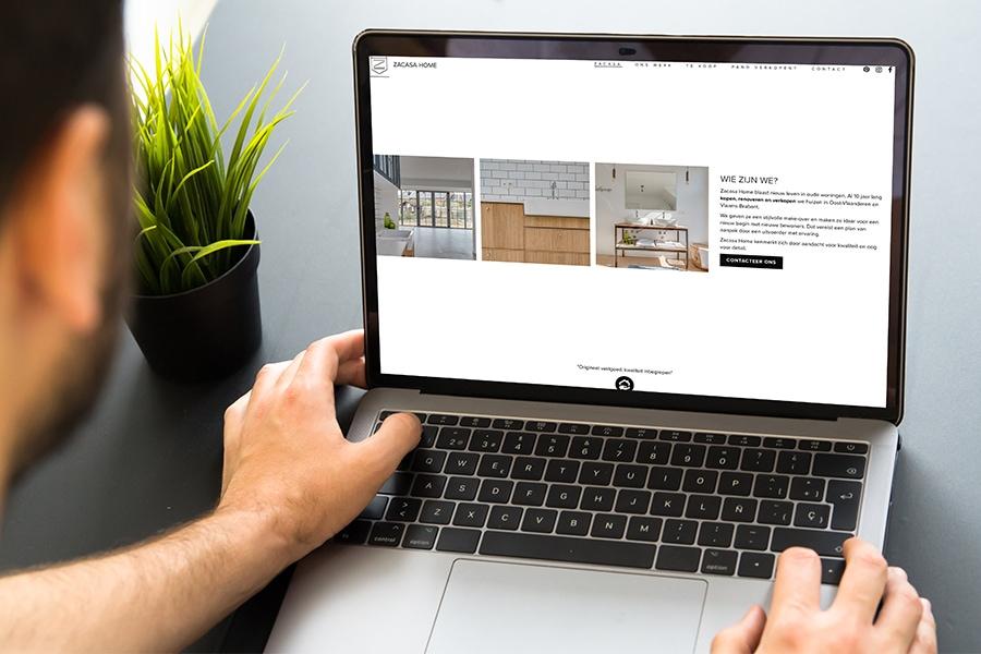 webdesign Zacasa