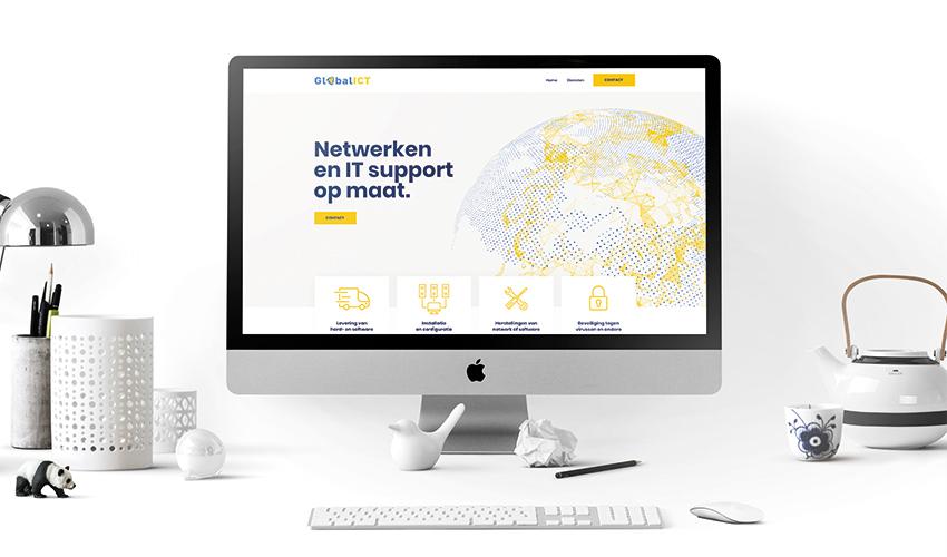 website Global ICT