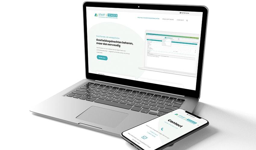 website start2tender