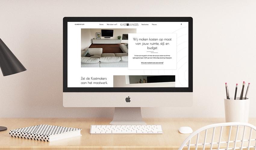 webdesign kastmakers