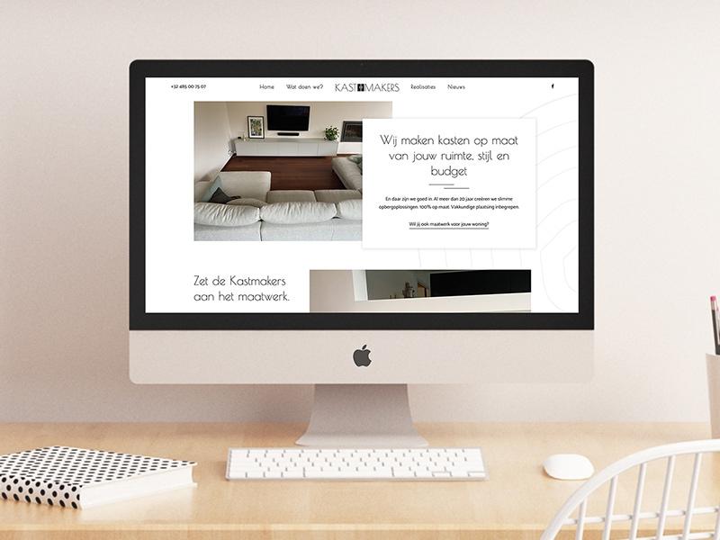 kastmakers webdesign