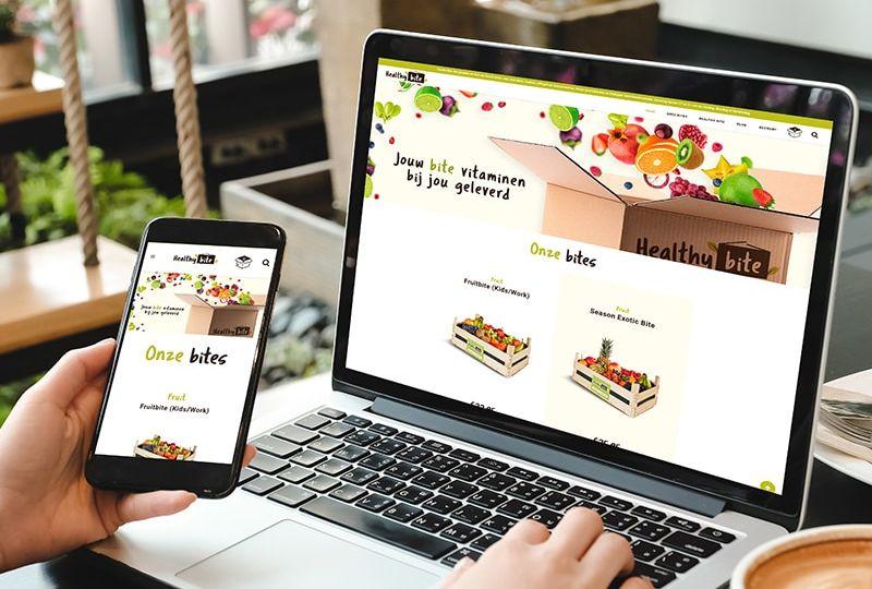 webdesign Lede