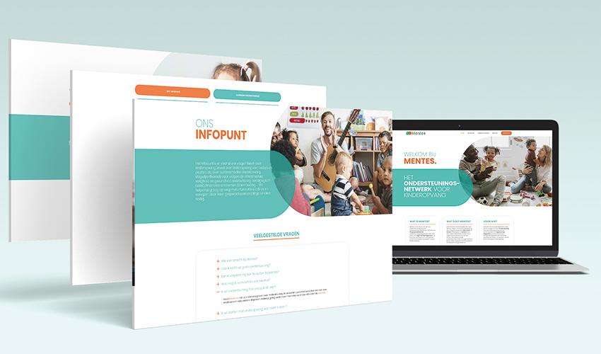 Mentes-nieuwe-website