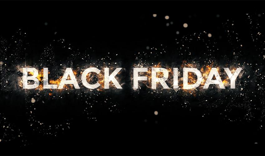 Black Friday actie inspiratie